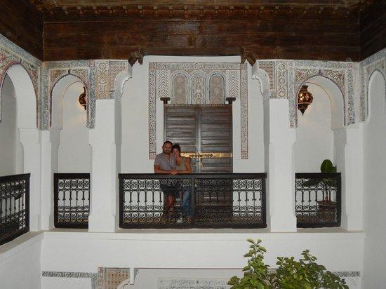 Riad Assala: Interior del hotel