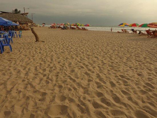 Playa Montañita