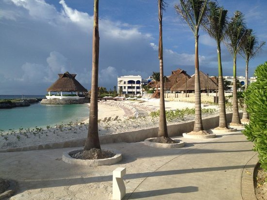 Heaven at the Hard Rock Hotel Riviera Maya: New Lagoon Beach
