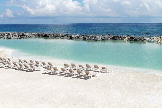 Heaven at the Hard Rock Hotel Riviera Maya: New Lagoon Beach 2