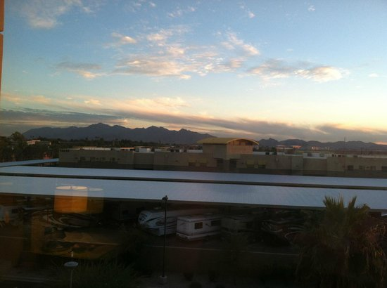 TownePlace Suites Phoenix Goodyear: View from room