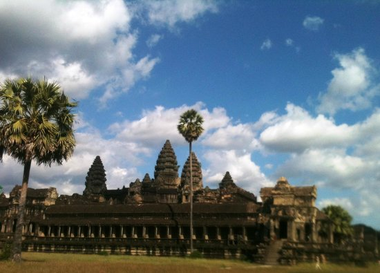 Heritage Suites Hotel: Angkor Wat Is the treasures of Cambodian.
