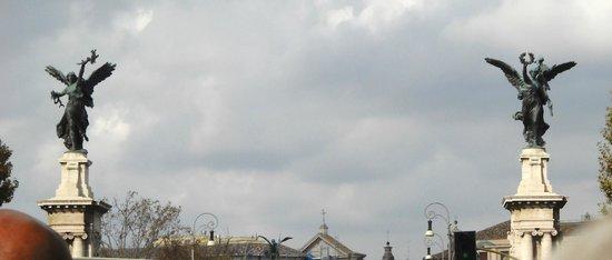 Ponte Sant'Angelo : Pont