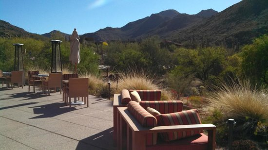 The Ritz-Carlton, Dove Mountain: Beautiful hotel grounds