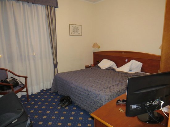 Hotel Rossi: Camera