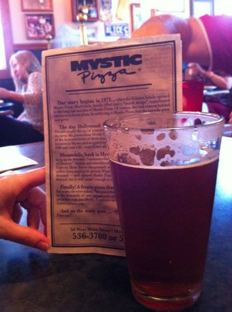 Mystic Pizza history