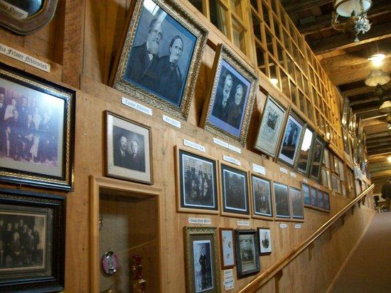 Museo Antonio Felmer : Pasillo Acceso