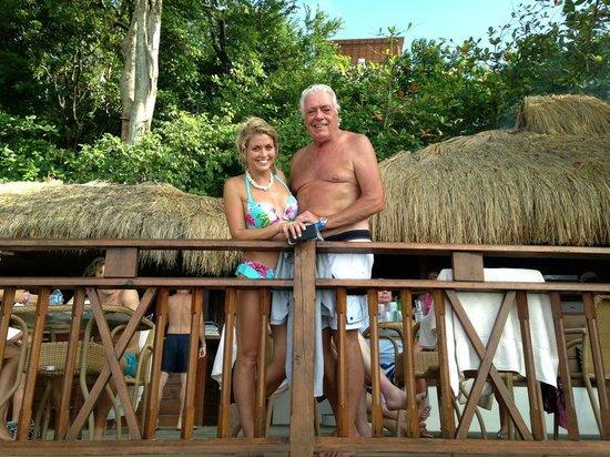 Cap Maison: Smugglers cove beach bar