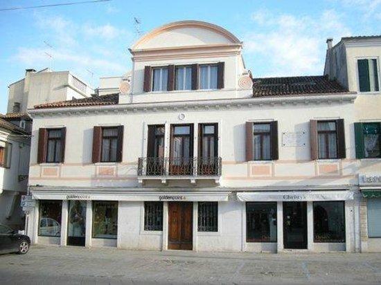 Casa Carlo Goldoni: facciata