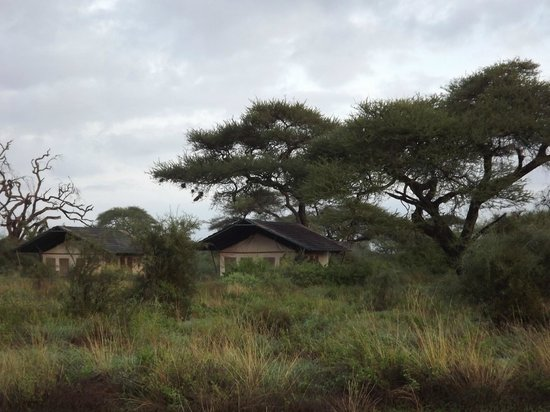 Sentrim Amboseli: Tents