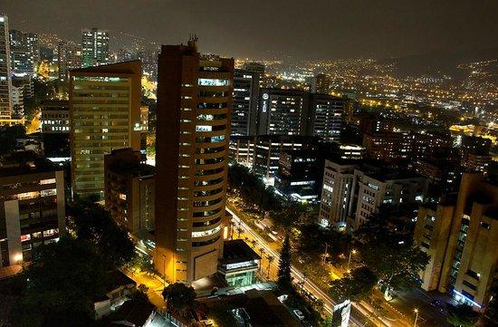 Hotel San Fernando Plaza Medellin : Vista Hotel San Fernando Plaza