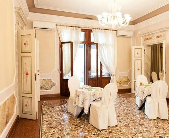 Casa Carlo Goldoni: sala colazioni