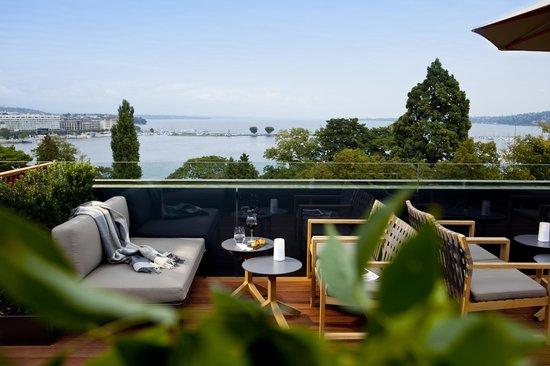 日內瓦大都會瑞士酒店