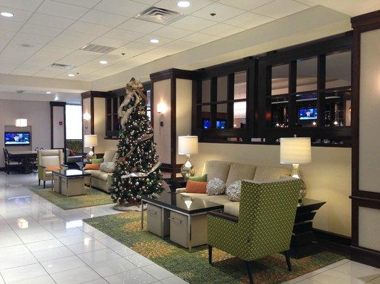 christmas time at the huntsville marriott picture of huntsville rh tripadvisor com