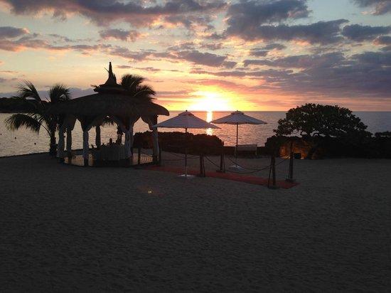 Maritim Resort & Spa Mauritius : Unser Hochzeit Pavillon