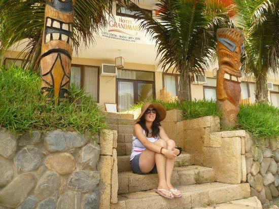 Hotel Grand Mare & Bungalows: lugar de habitaciones