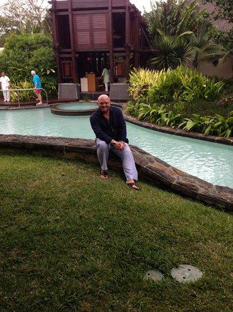 Maritim Resort & Spa Mauritius : Spa Bereich