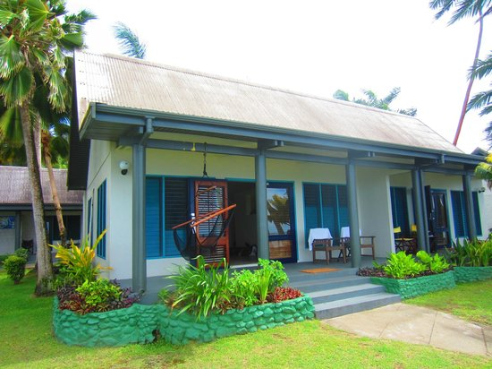 Fiji Hideaway Resort & Spa: Beach front villa