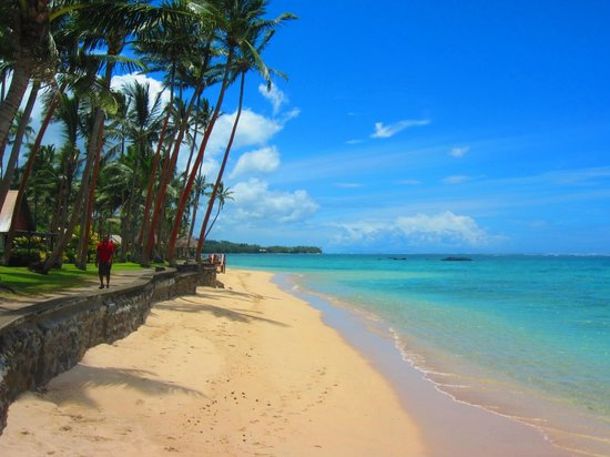 Fiji Hideaway Resort & Spa : Beach