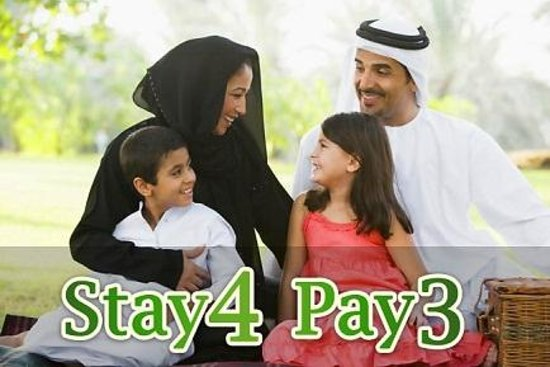 Ash Otel: STAY 4 PAY 3