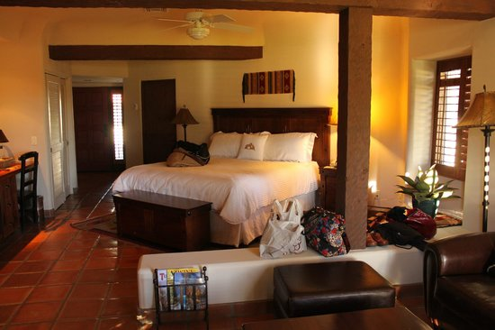 Tubac Golf Resort & Spa: Big rooms
