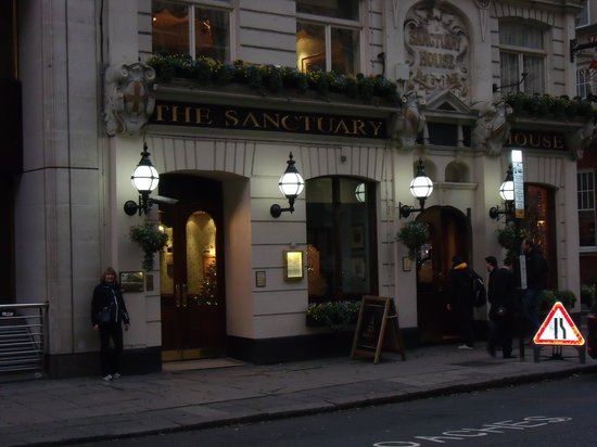 The Sanctuary House Hotel: Sanctuary House Hotel