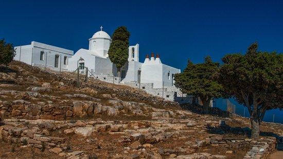 Agios Andreas Acropolis & Museum: agios Andreas - Acropolis