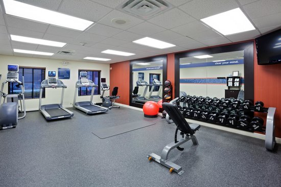Hampton Inn and Suites - Dallas Allen: Fitness Center