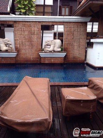 Davis Bangkok: pool
