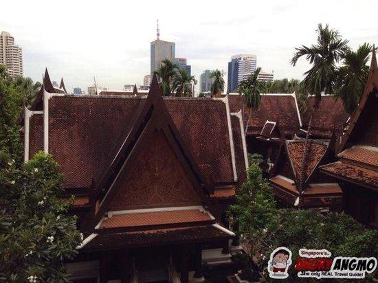 Davis Bangkok: villa