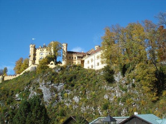 Schloss Hohenschwangau: Majestic Castle