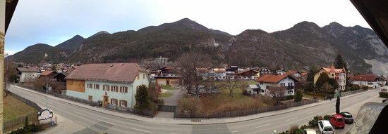 Tyrolis Hotel : Vista desde la habitación