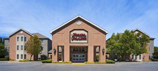 Hampton Inn and Suites Bethlehem: Entrance