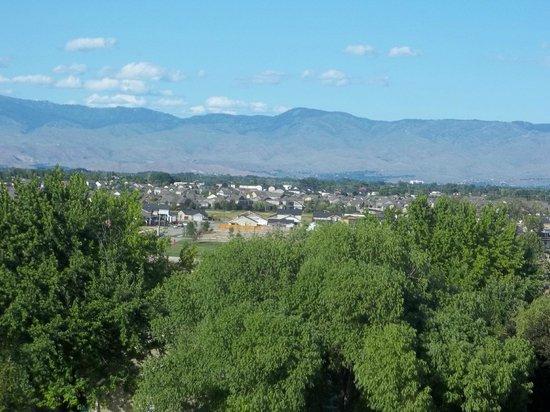 Bella Vista Idaho: View from Bella Vista - Beautiful