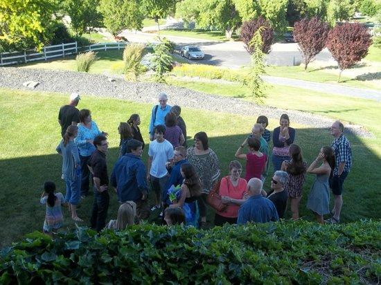 Bella Vista Idaho: Family Get-Together at Bella Vista