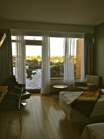 Silica Hotel: Zimmer-sehr ruhig