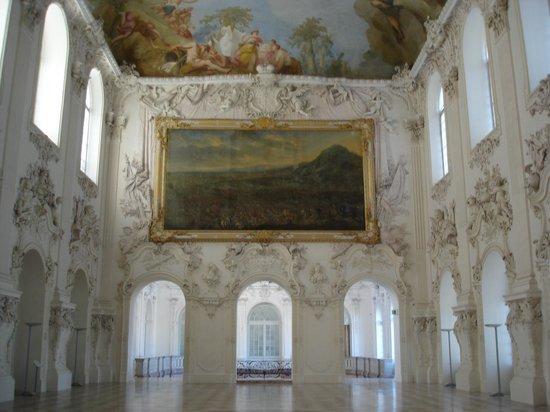 Schloss Schleissheim: Hall