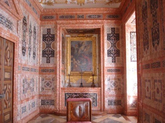 Schloss Schleissheim: Interior Room