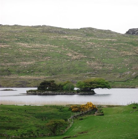 Murlough Bay and Fair Head照片