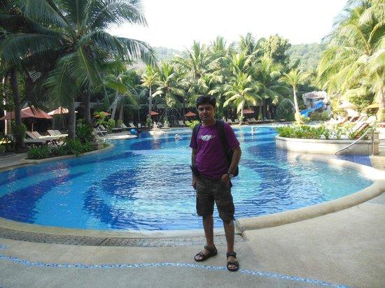 Siam Bayshore: Clean & Big Swimming Pool...