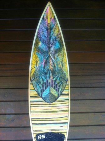 Bahia Surf Camp: Surf is an art
