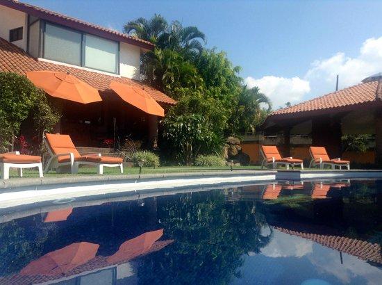 Alberca Y Terraza Picture Of Aesthetic Resort Cuernavaca