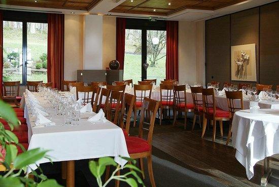 Auberge Sundgovienne : salle de séminaire et banquet