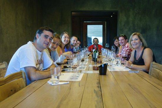 Ampora Wine Tours : Bodega Atamisque Winery - Private Tasting