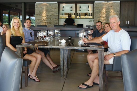 Ampora Wine Tours : Casarena Winery - 5-course lunch