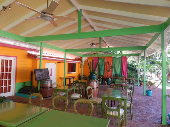 Coco Palm Resort: New Créole Restaurant