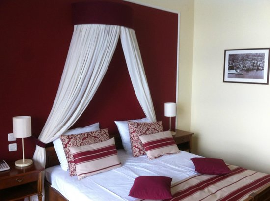 Smart Selection Hotel Bristol: romantic room