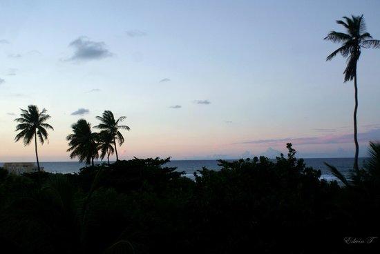 Fusion Beach Villas: Desde la habitación! Otro hermoso Amanecer!