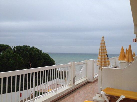 Muthu Clube Praia da Oura: View from room