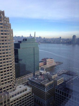 NYC-JC Guest Suites: Utsikt fra stuen 4403 GE